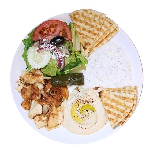 Mediterranean Platter Image