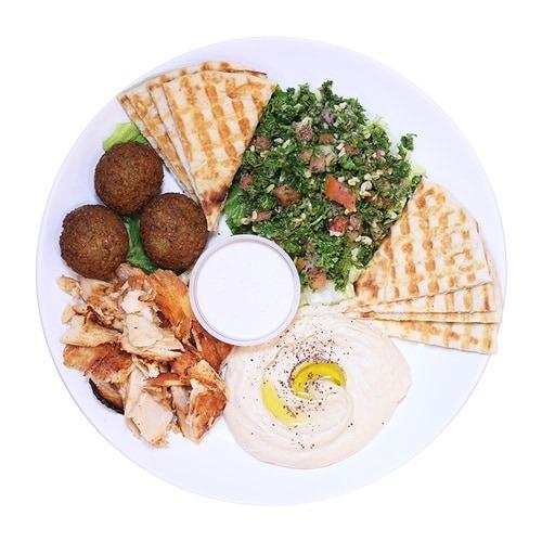 Lebanese Platter Image