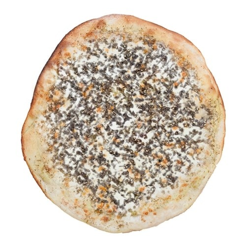 Thyme & Cheese Flatbread Image