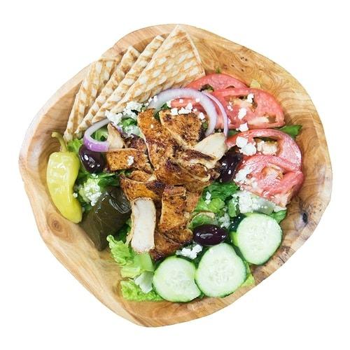 Chicken Greek Salad Image