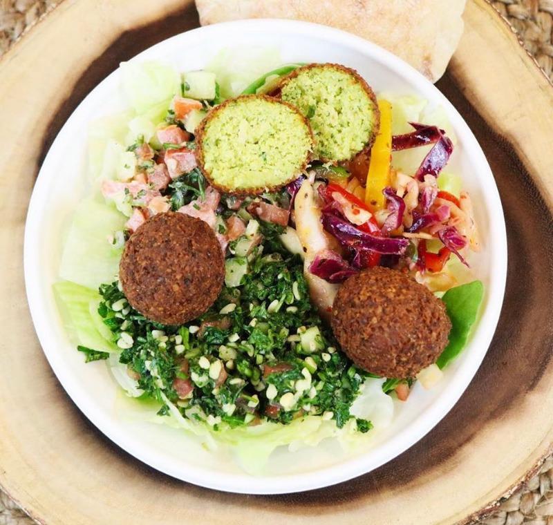 Falafel Bowl Image