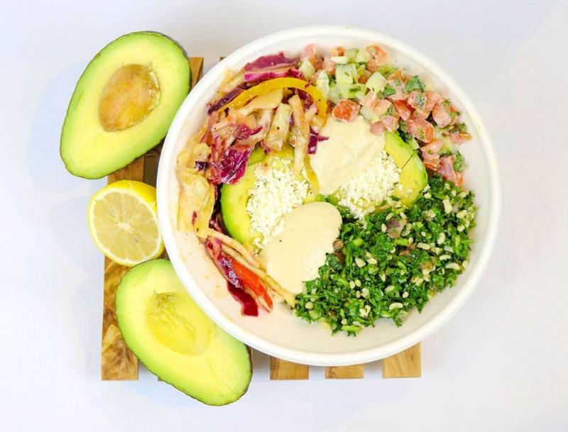 Avocado Bowl Image