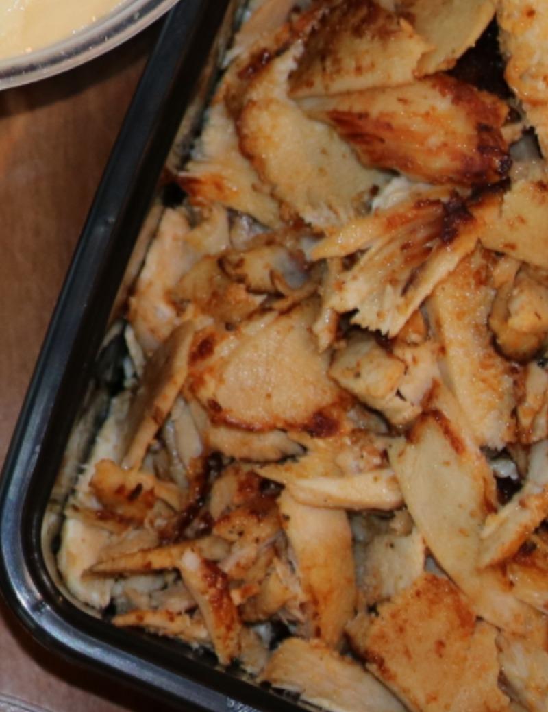 1 Pound Jasmin Chicken Shawarma Image