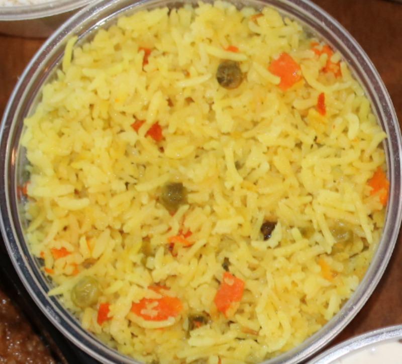 1 Pound Basmati Rice Image