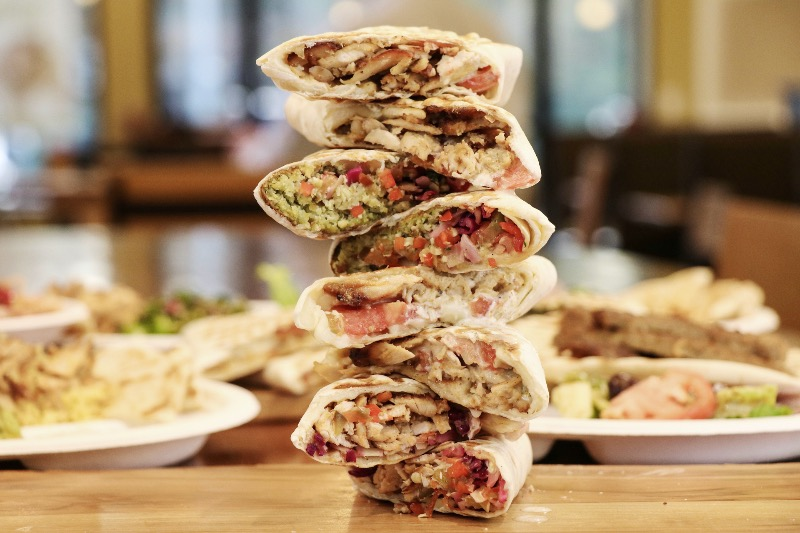 Mixed Panini for 4 Image
