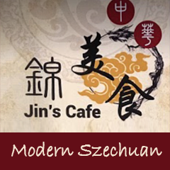 Jin's Cafe Asian Cuisine - Houston