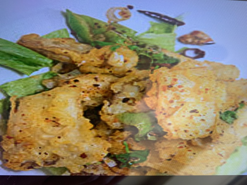 Salt and Pepper Oyster Mushroom Image