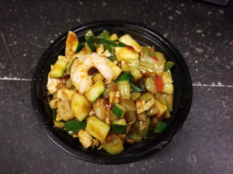 117. 鸡虾大会 Shrimp & Chicken Combination Image