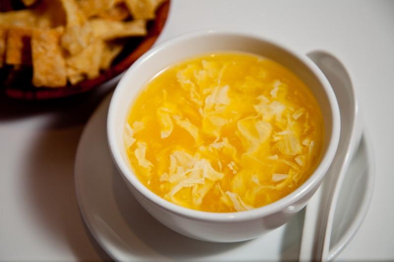 2. 蛋花汤 Egg Drop Soup Image