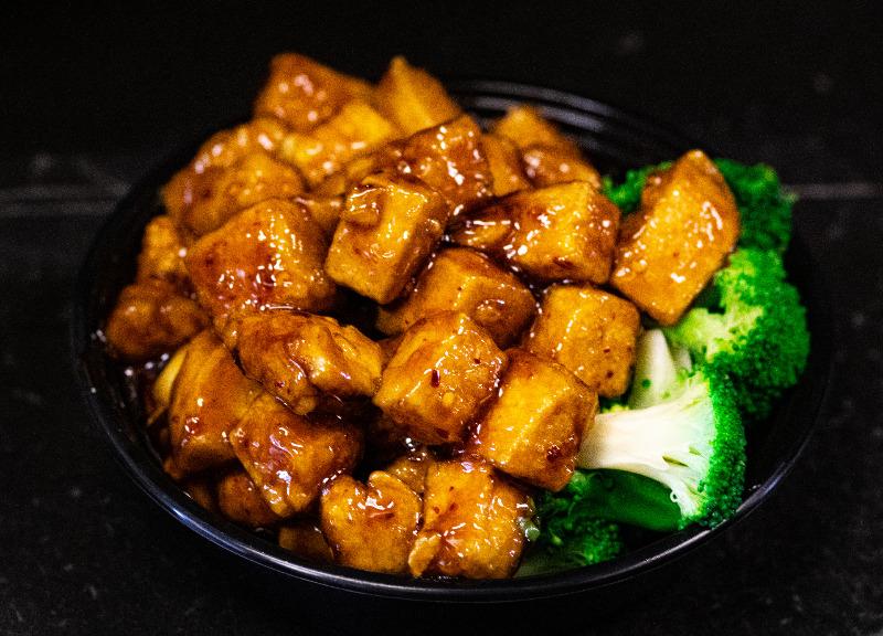 73. 左宗豆腐 General Tso's Tofu Image