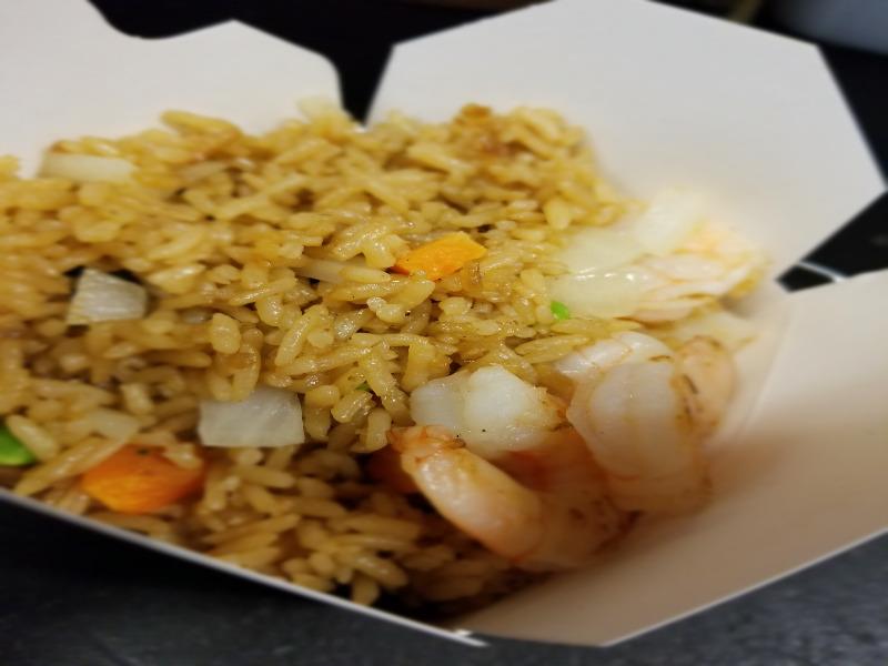 29. 虾炒饭 Shrimp Fried Rice
