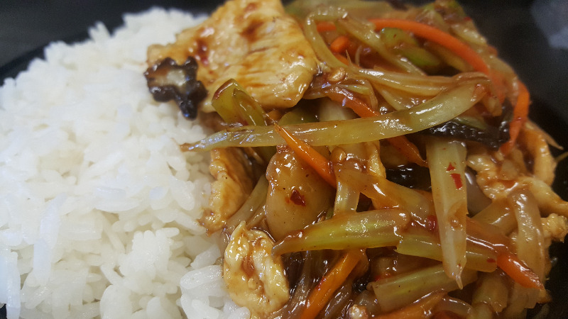C12. 蒜蓉鸡 Chicken w. Garlic Sauce Image