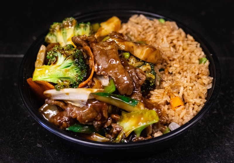 L24. 什菜牛 Beef w. Mixed Vegetables Image