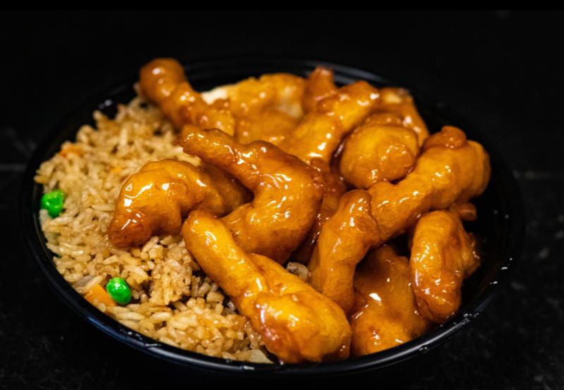 L14. 蜜糖鸡 Honey Chicken Image