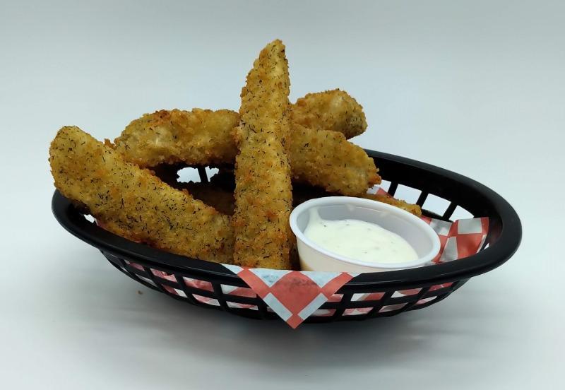 Deep Fried Pickles Image