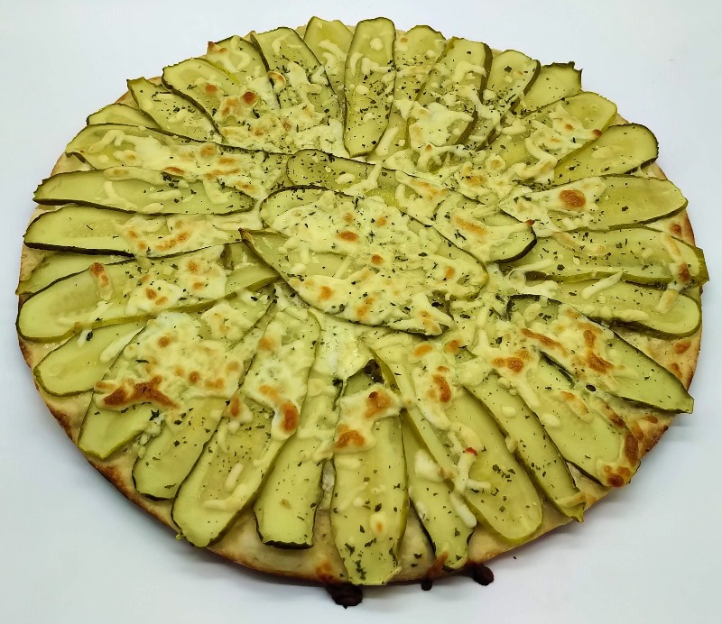 Dill Pickle Pizza Image