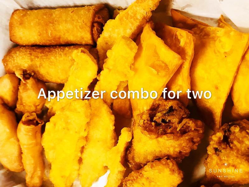 Appetizer Combo