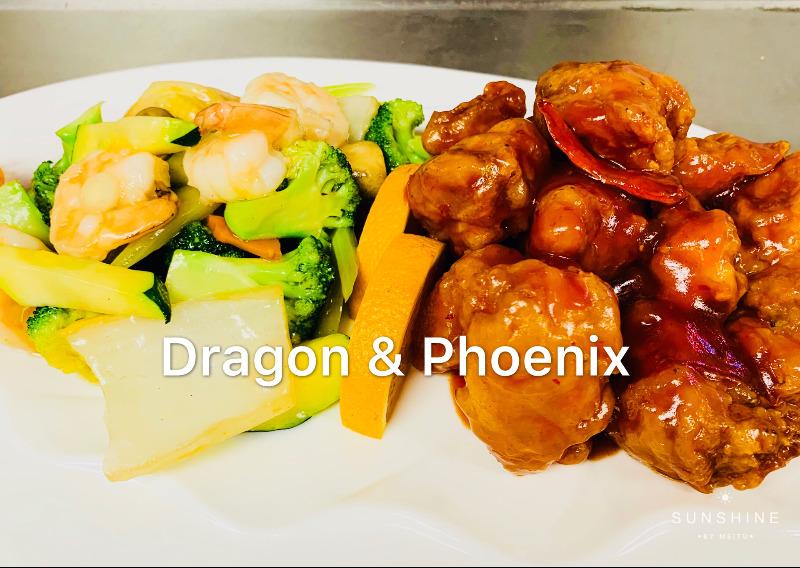 Dragon & Phoenix Image