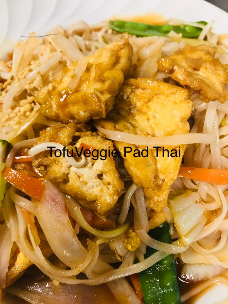 Tofu Pad Thai Image