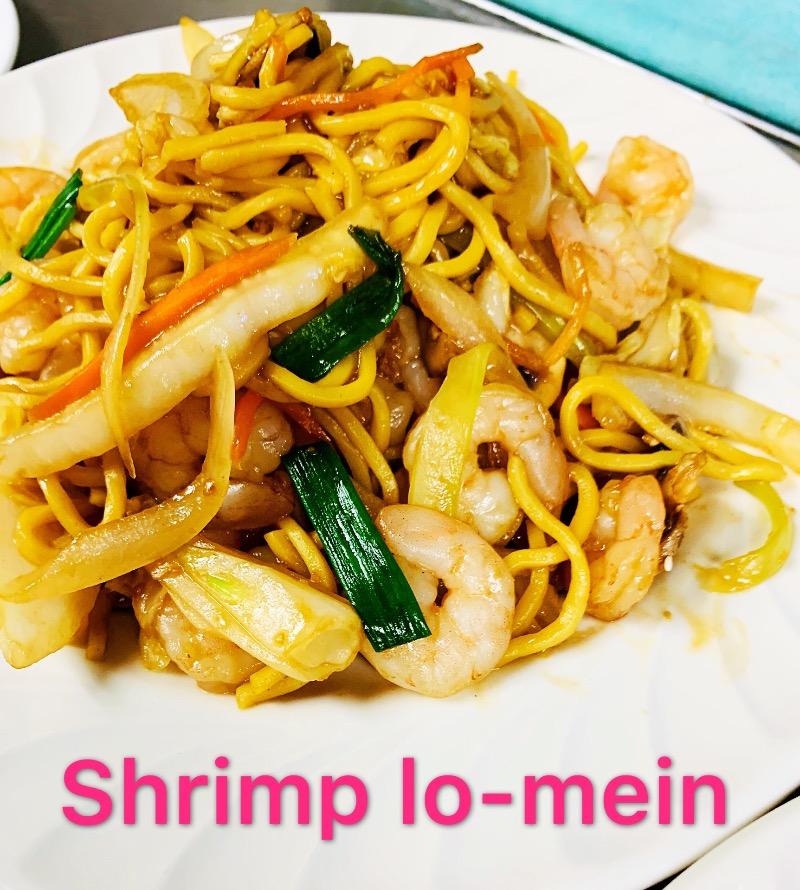 Lo Mein Noodles Image