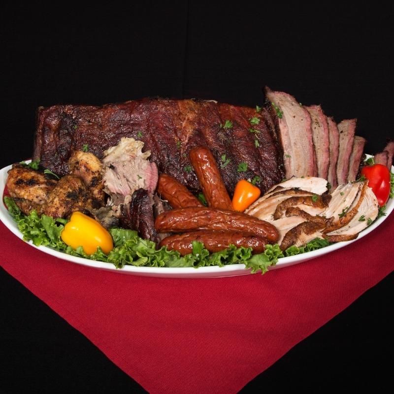 3 Meat Platter Image