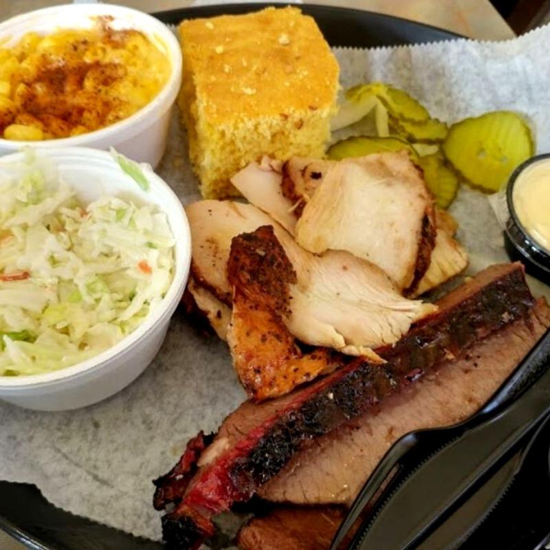 2 Meat Platter Image