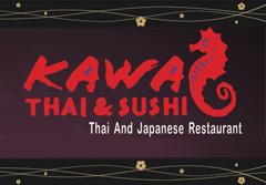 Kawa Thai & Sushi - Millville