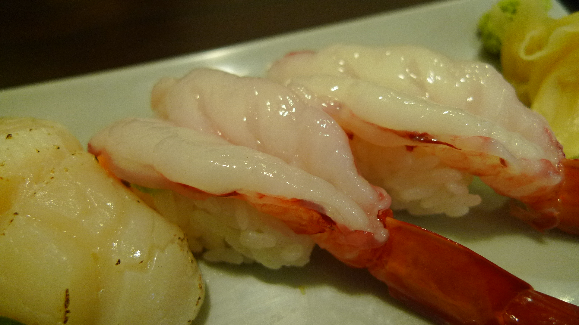 Sweet Shrimp Nigiri