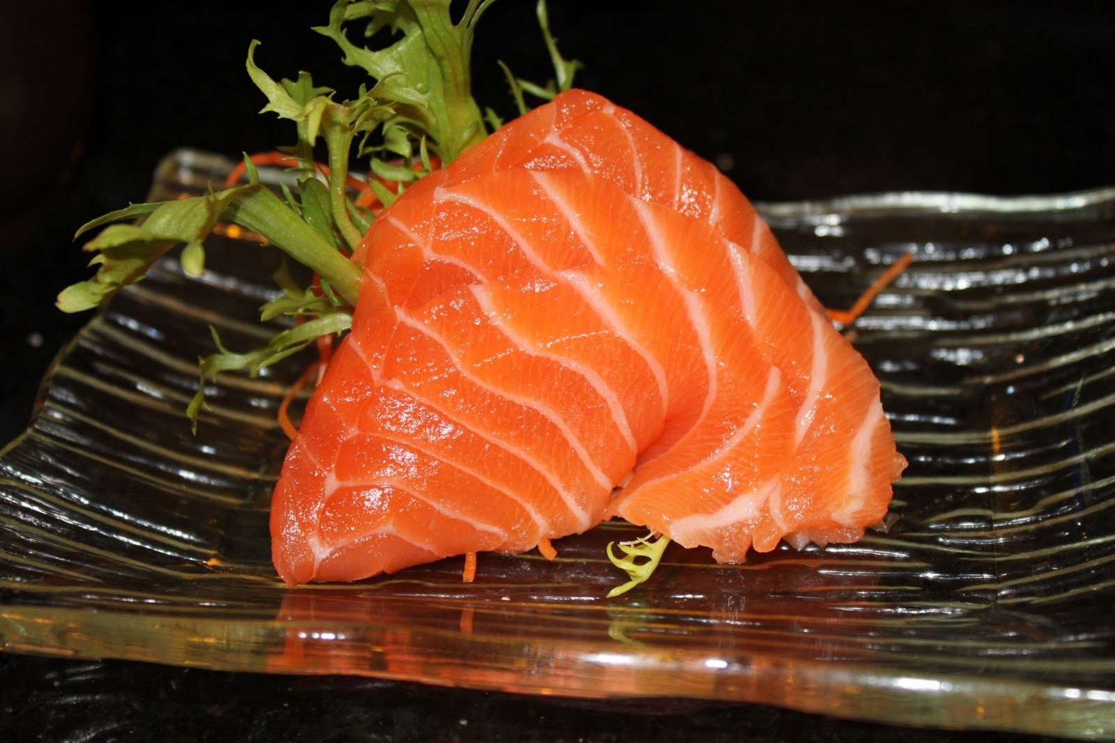 Salmon Sashimi Image