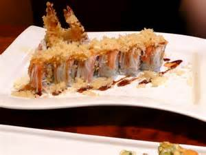 Shrimp Tempura Crunch Roll