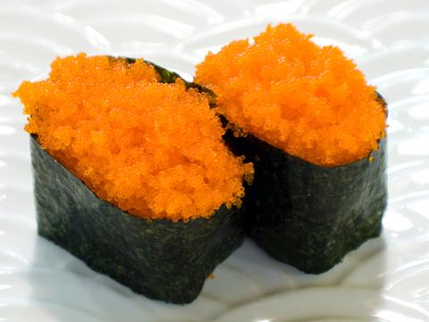 Smelt Egg Nigiri