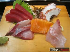 Assorted Sashimi Image