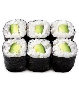 Kappa Maki (cucumber) Image