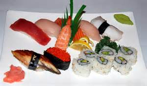 Sam's Sushi Combo Image