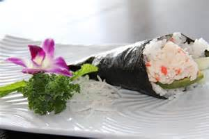 California Hand Roll Image