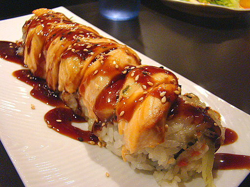 Baked Salmon Roll Image