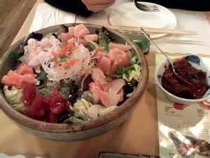 Spicy Chirashi