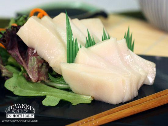Escolar Sashimi Image