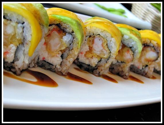 Mango Roll Image
