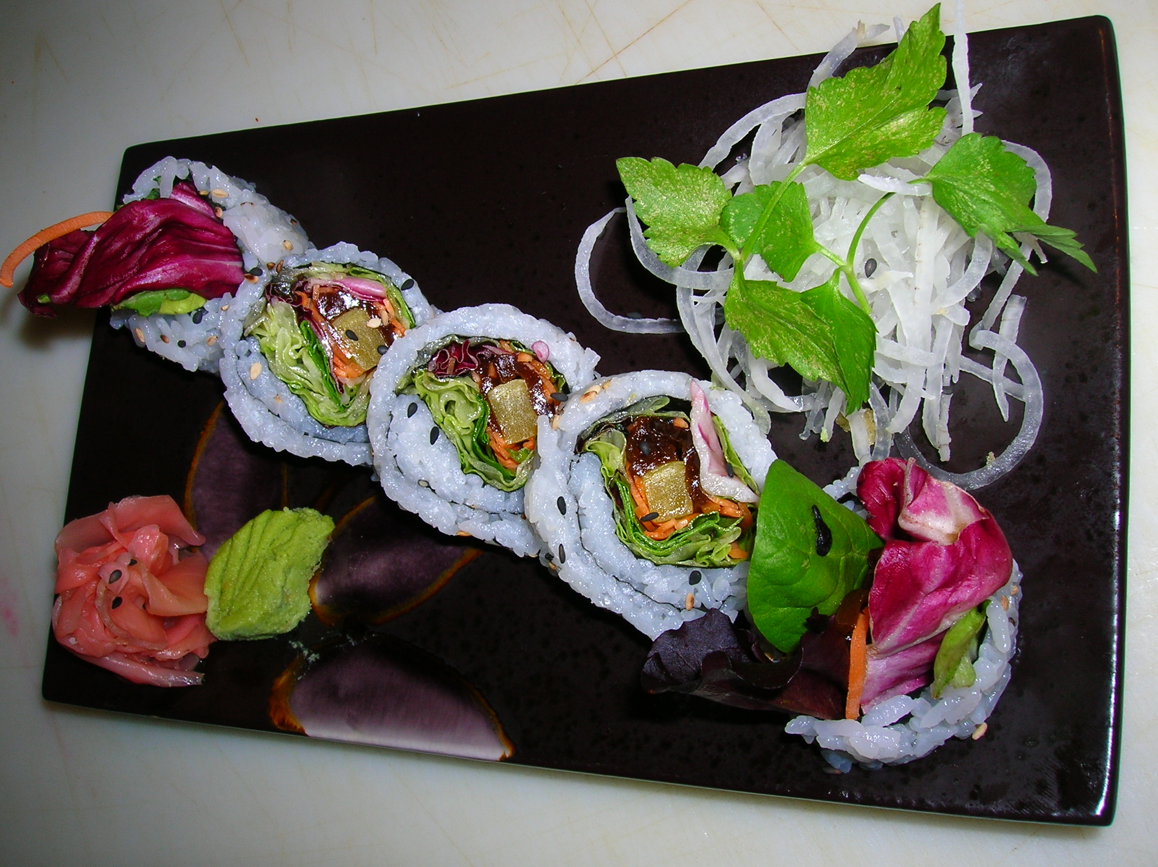 Vegetable Roll Image