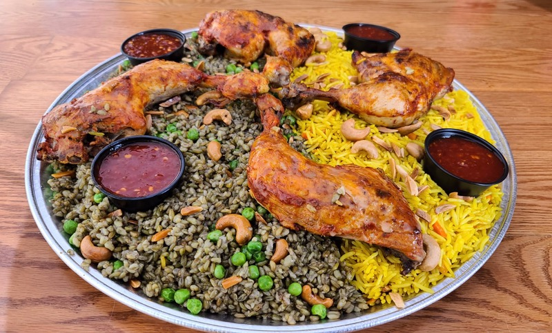 Familia Mix - Rice & Freekeh - Chicken Image