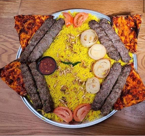 Special Kebab Family Platter Image
