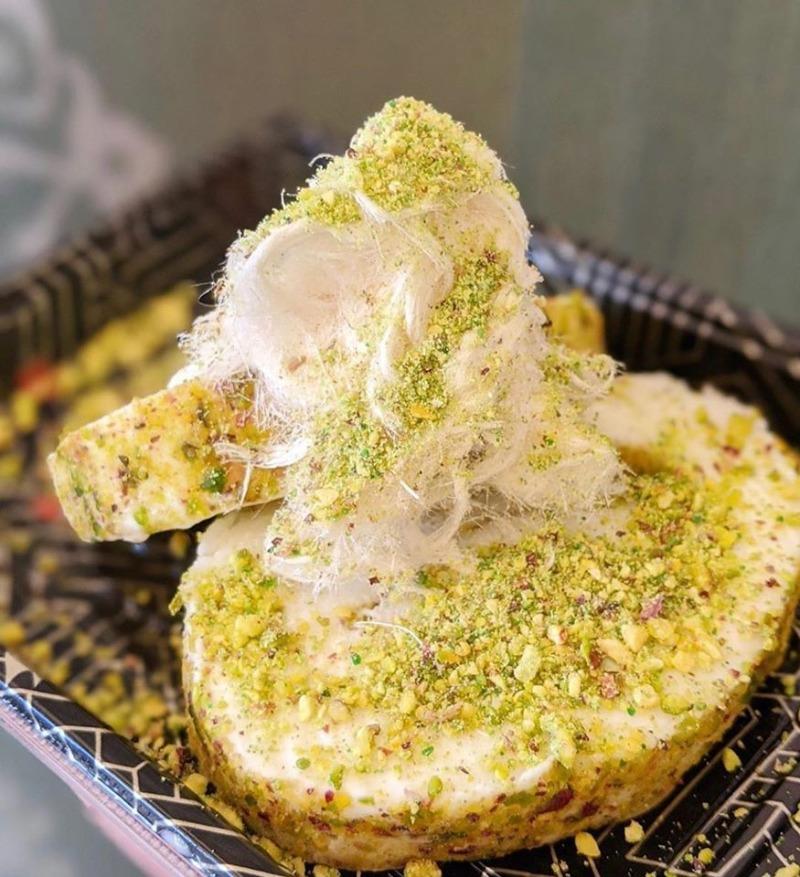 Arabic Ice Cream Image