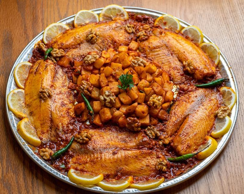Fish Fillet Tray