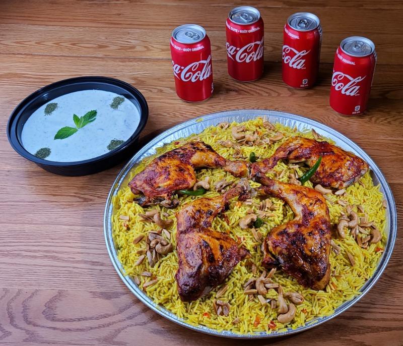 Nafisa Special Family Platter - Chicken