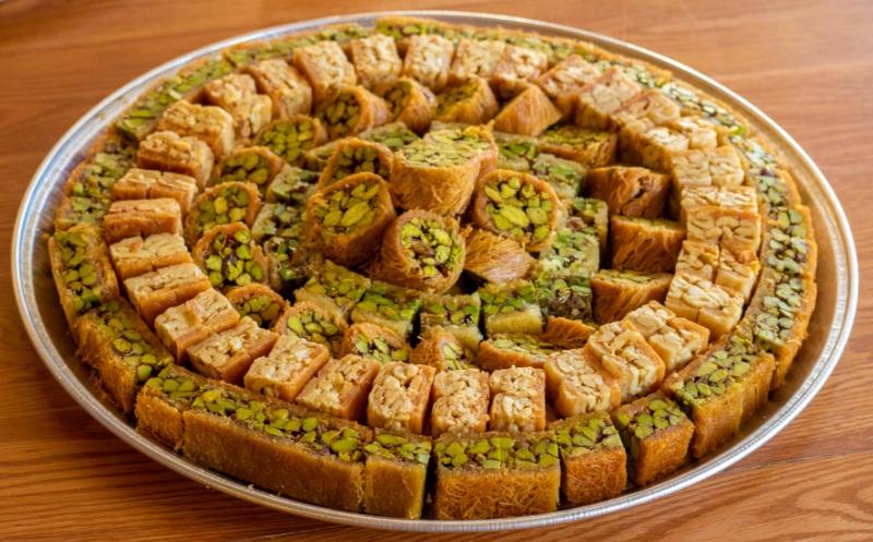 Mix Baklava Tray Image