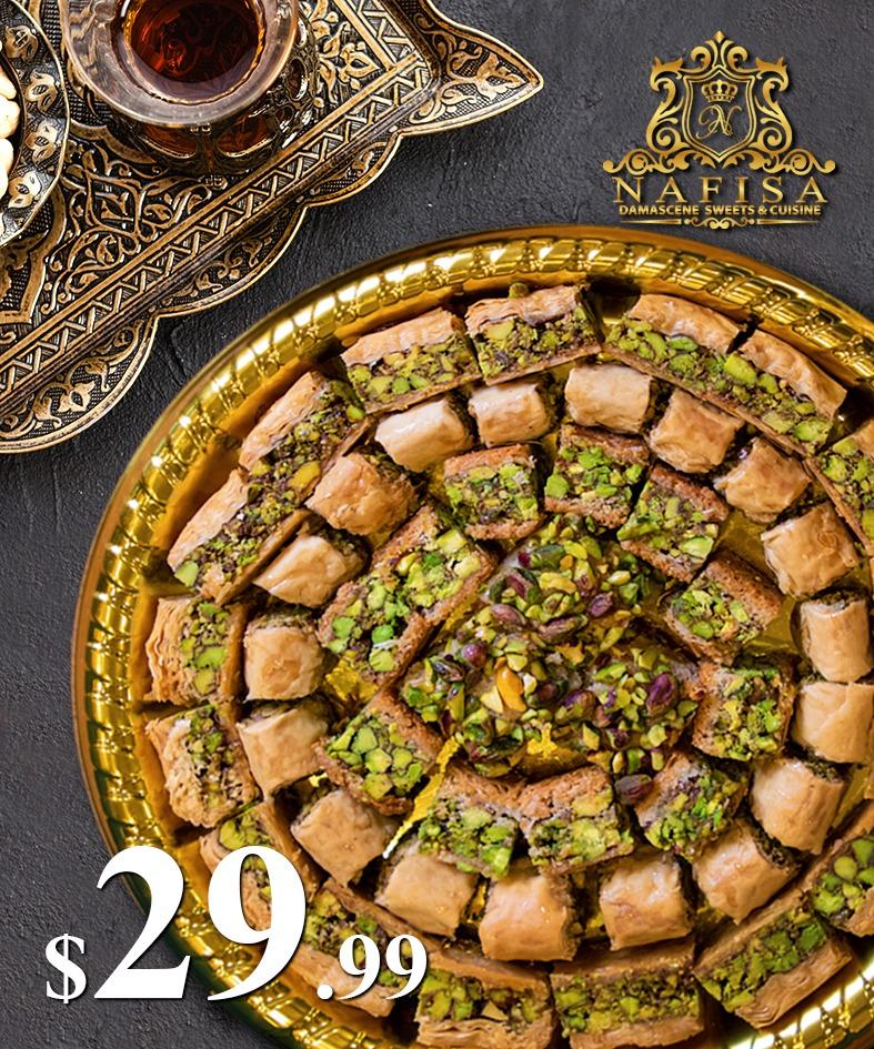 Mix Baklava Tray