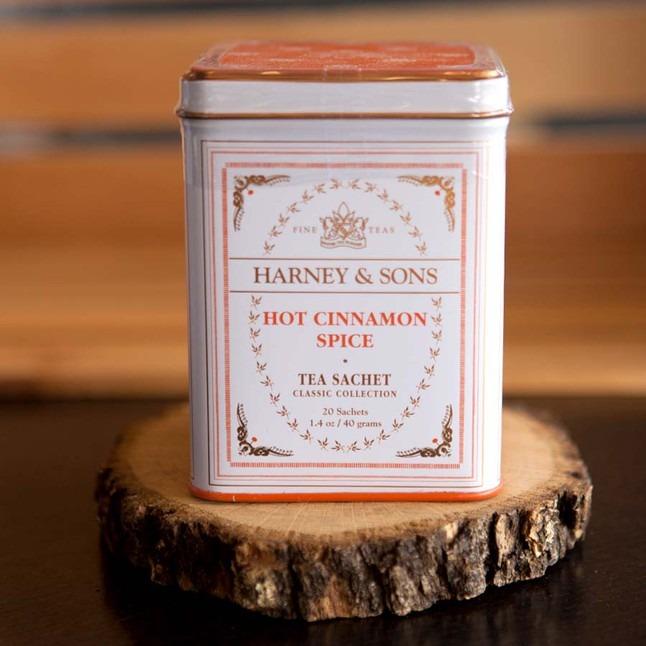 Hot Cinnamon Spice - Tea Tins Image