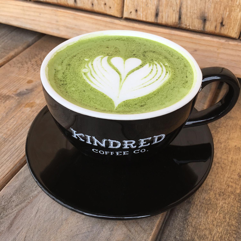 Matcha Tea Latte Image