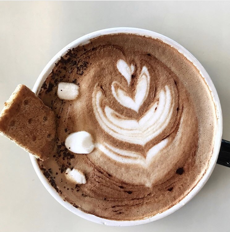S'mores Latte Image